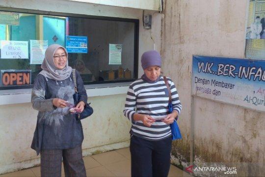 "Lebaran kedua, pengunjung ""Al Quran Akbar"" Palembang naik"