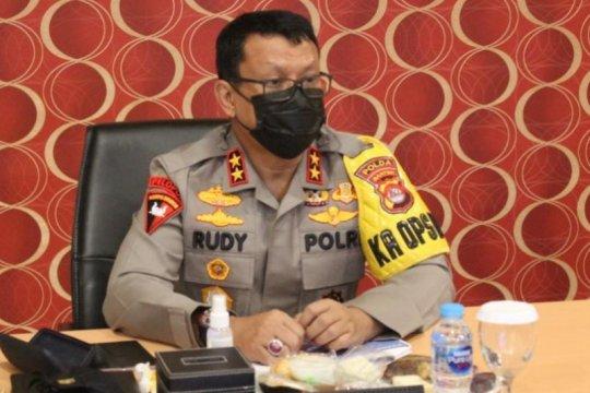 """Polda Banten ajak """"Yuk ngopi wae"""" putus COVID-19"""