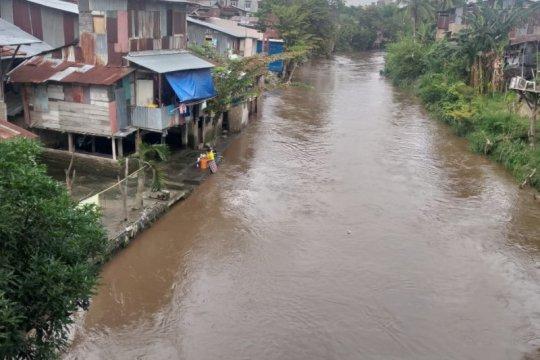 Tak meluap lagi, Sungai Deli penyebab banjir Kampung Aur sudah normal