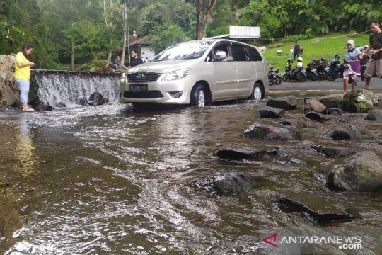 Wisatawan lokal dominasi tempat wisata di  Cianjur