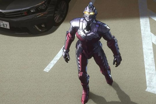 "Netflix siapkan animasi ""Ultraman"" dengan cerita baru"