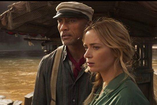 """Film """"Jungle Cruise"""" disiapkan tayang Juli 2021"""