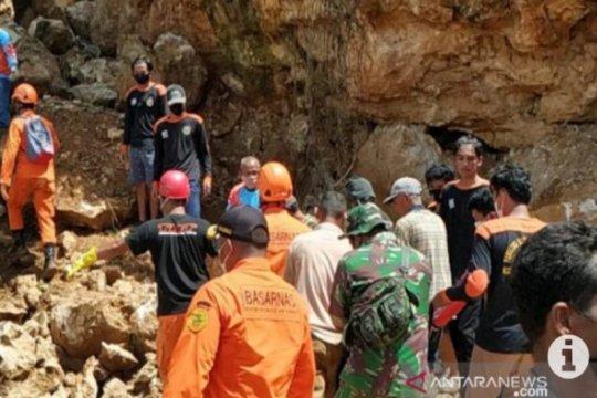 Korban terakhir bencana longsor Batu Bini HSS ditemukan