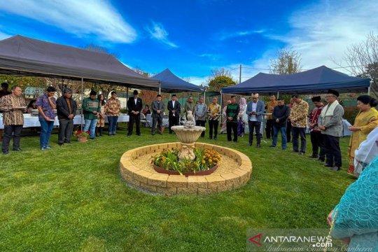WNI, KBRI rayakan Idul Fitri dengan ceria di Canberra meski tak mudik