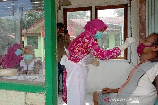 Bersamaan mudik, 242 pendatang di Mukomuko-Bengkulu dites antigen