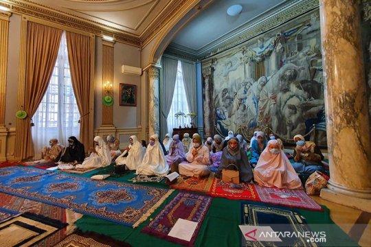 KBRI Roma rayakan Idul Fitri dengan terapkan protokol kesehatan