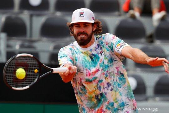 Tenis Italian Open:  Opelka kalahkan petenis Argentina Federico Delbonis