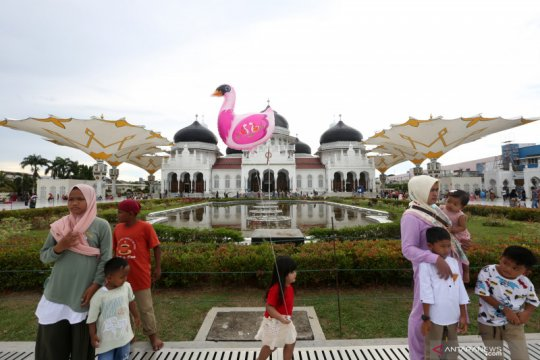 Wisata religi dipadati pengunjung