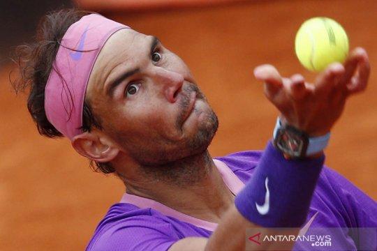 Nadal hentikan Sinner menuju delapan besar Roland Garros