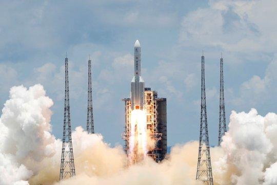 China cetak sejarah berhasil kirimkan kapal luar angkasa ke Mars