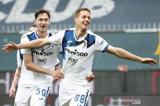 Atalanta kunci tiket Liga Champions selepas redam perlawanan Genoa