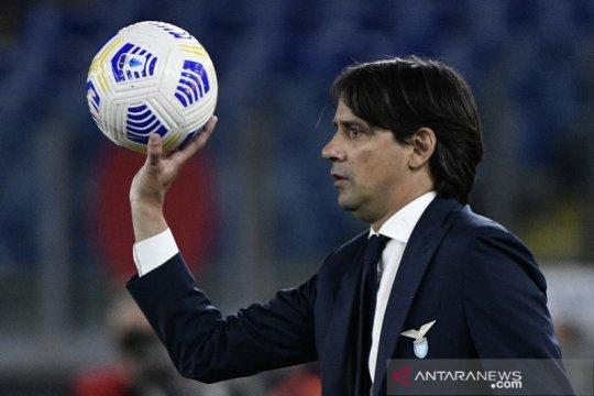 Lazio fokus menangi Derby della Capitale ketimbang asa Liga Champions