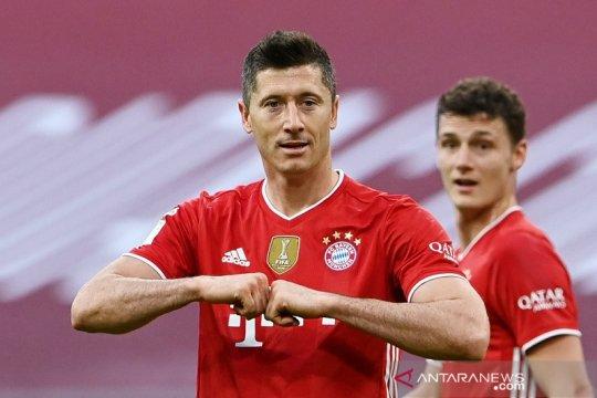 Jadwal Liga Jerman: Robert Lewandowski di ambang rekor top skor