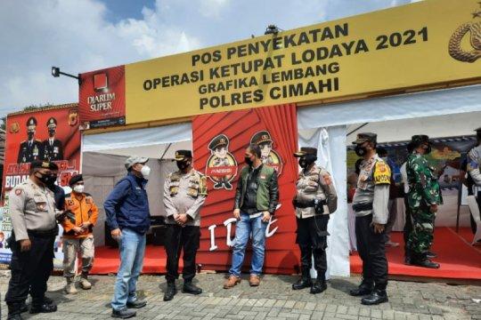 Jawa Barat pantau penerapan protokol kesehatan di 108 tempat wisata