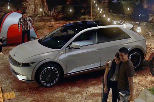 Hyundai Ioniq 5 sanggup berjalan hingga 482 km di AS