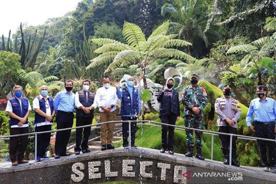 Gubernur Jawa Timur minta wisatawan patuhi protokol kesehatan