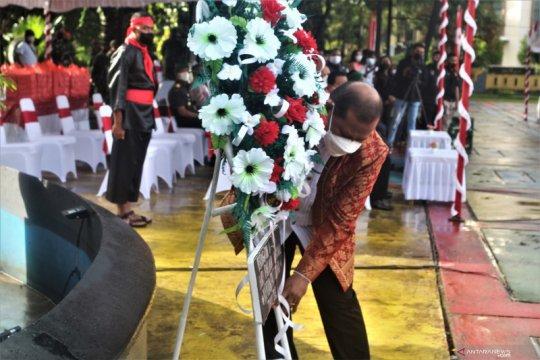 Gubernur :  Semangat Kapitan Pattimura jadi momentum membangun Maluku