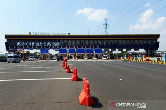 Jasa Marga: Kendaraan masuk Surabaya turun 60 persen saat Lebaran 2021
