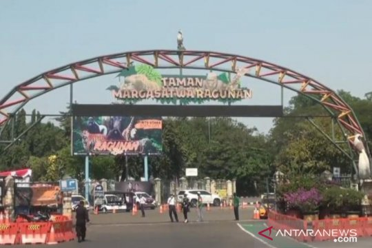 17.148 orang kunjungi Taman Margasatwa Ragunan pada H+2 Lebaran