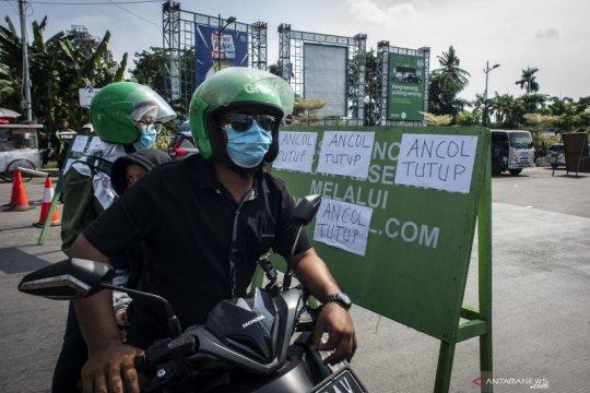 Dirlantas Polda Metro patroli udara objek wisata di Jakarta