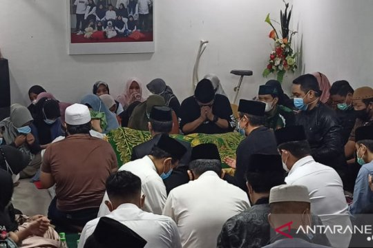 Ketua MUI Sulsel AGH Sanusi Baco tutup usia