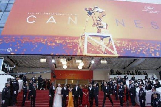 Festival Film Cannes tunda konferensi pers hingga 3 Juni