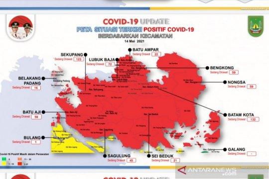 Kapasitas ruang rawat pasien COVID-19 di Batam kian terbatas