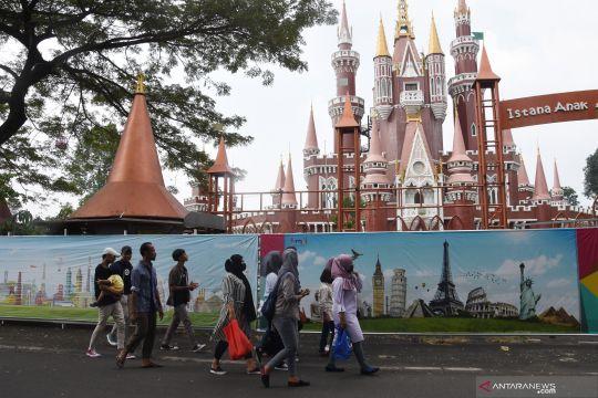 DKI kemarin, tempat wisata dibuka hingga deklarasi Anies jadi Capres