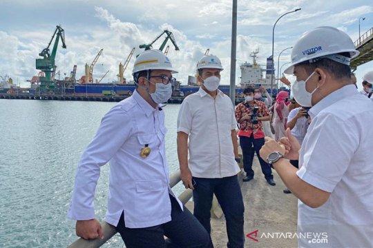 Gubernur Jabar gandeng PT KBS perkuat logistik terintegrasi