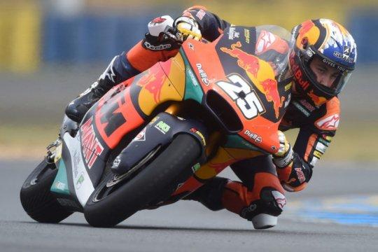 Fernandez dominan di Le Mans, P5 untuk Pertamina Mandalika
