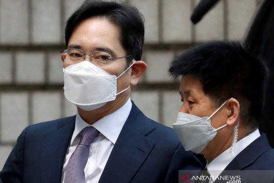 Mayoritas warga Korsel dukung grasi petinggi Samsung yang dipenjara