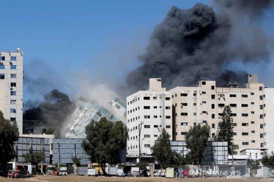 Hikmahanto sebut konflik Palestina Israel kompleks, multi dimensi