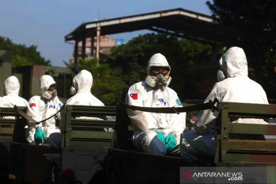 Taiwan lanjutkan pembatasan COVID sampai 28 Juni