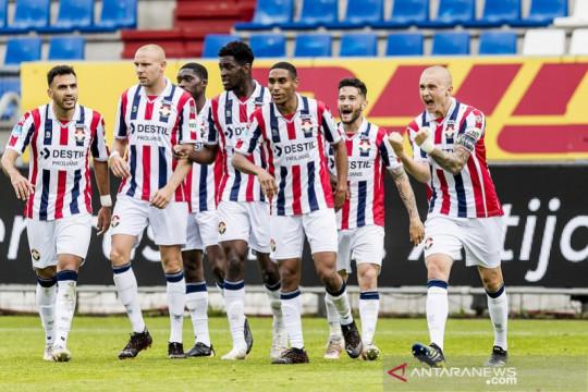 Willem bertahan di Liga Belanda, Emmen ikut playoff promosi-degradasi