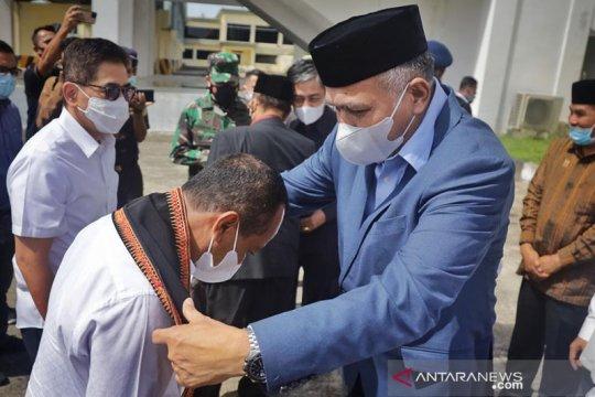 Gubernur Aceh sampaikan sejumlah capaian investasi
