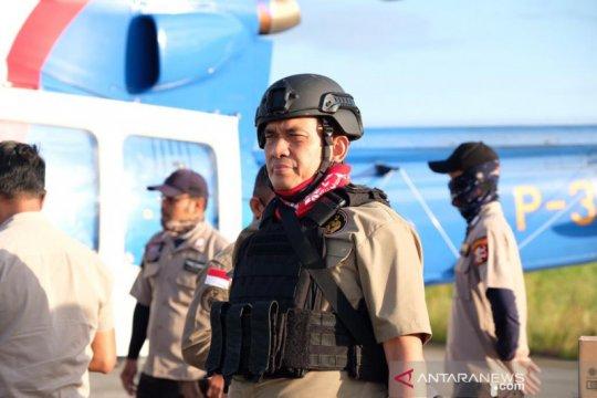 Tiga anggota KKB di Ilaga ditembak, senjata disita