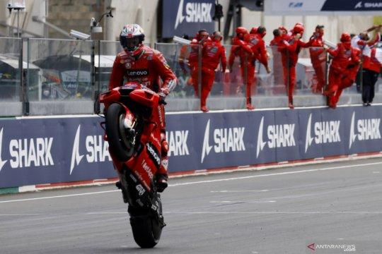 Jack Miller juara MotoGP Prancis 2021
