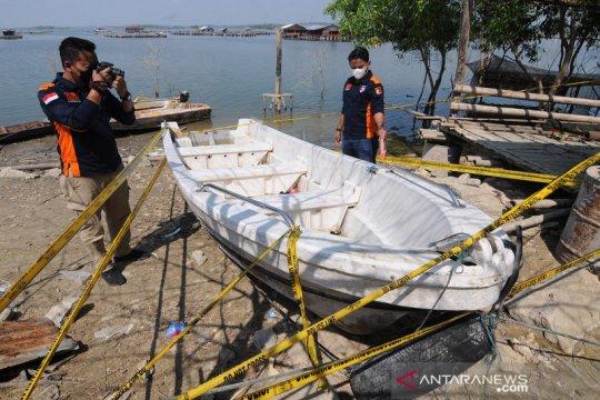 Dugaan penyebab perahu wisata tenggelam di Waduk Kedung Ombo