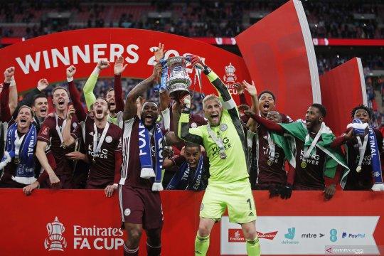 Leicester City juara Piala FA