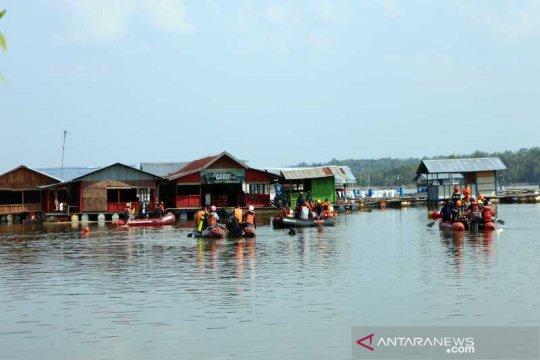 SAR hentikan pencarian dua korban perahu tenggelam di Kedung Ombo