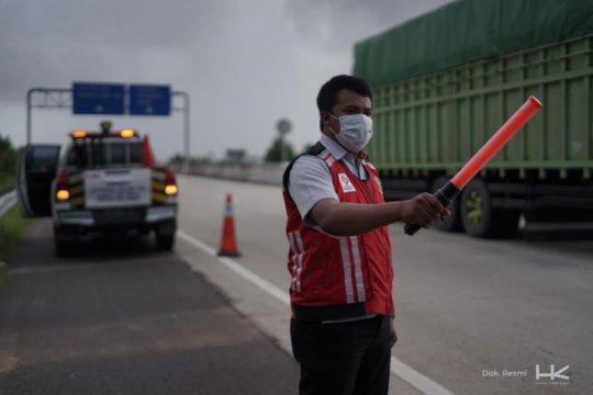 Lonjakan arus balik di Tol Trans Sumatera diprediksi hari ini