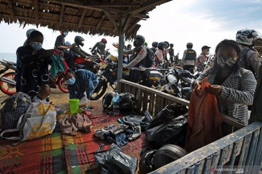 Pelanggaran protokol kesehatan di tempat wisata meningkat selama libur