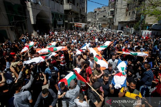 BKSAP DPR kutuk aksi Israel terhadap Palestina