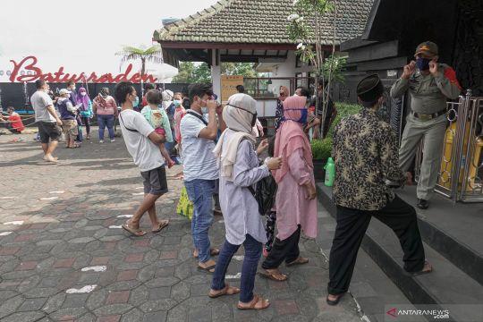 Lokawisata Baturaden terapkan prokes terhadap wisatawan