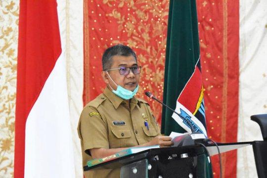 Pemprov Sumbar lakukan pemeriksaan mutasi pejabat di Pemkot Padang