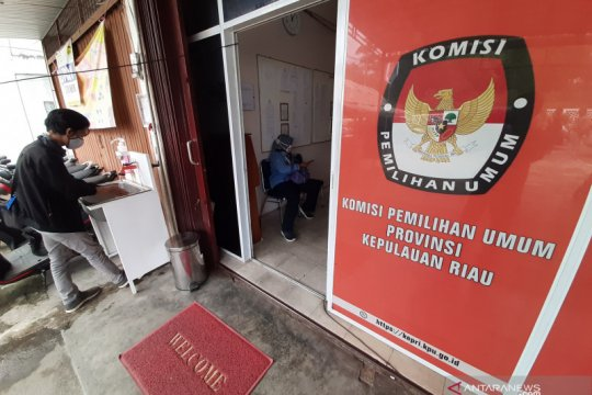 Gubernur Kepri janji bangun gedung permanen bagi KPU dan Bawaslu