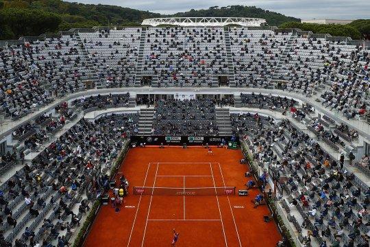 Ganda putri Fichman/Olmos juarai Italian Open 2021