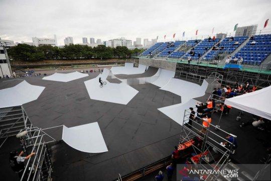Penyelenggara Olimpiade tetapkan batas 10.000 penonton per arena