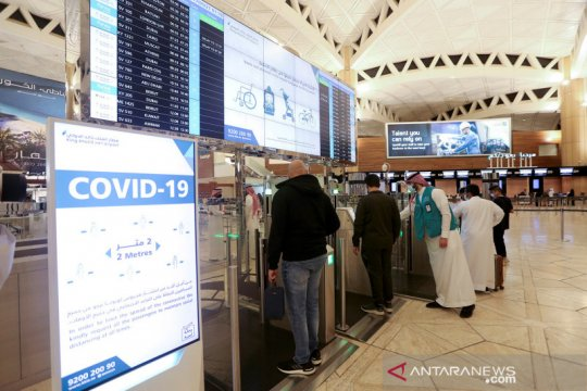 Arab Saudi hapus karantina wajib bagi pengunjung asing penerima vaksin