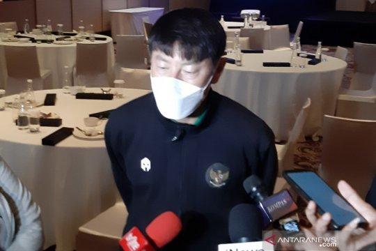 Shin: Intensitas latihan timnas ditingkatkan di UEA